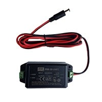 in-wall 24V power supply with connection cable