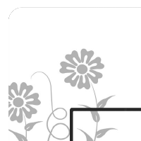 Outside cover - Medium - acrylic glass exclusive  – timeless beauty